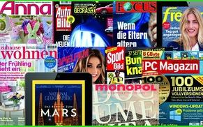 King Media GmbH: 3 Monate FOCUS, FREUNDIN, AUTOBILD und mehr gratis im Abo lesen bei King Media