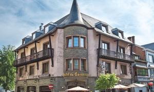 Ardennes : chambre double 4* avec petit-déjeuner et option dîner Houffalize