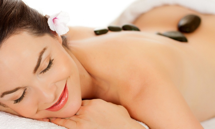 Janna's Salon and Spa - Owings Mills: 60-, 90-, or 120-Minute  Massage with Hot Stones and Foot Treatment at  Janna's Salon and Spa (Up to 67% Off)