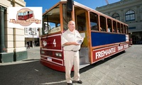 24-Hour Tour Hop-On, Hop-Off Pass for One Person ($15) with Fremantle Tram Tours (Up to $28 Value)