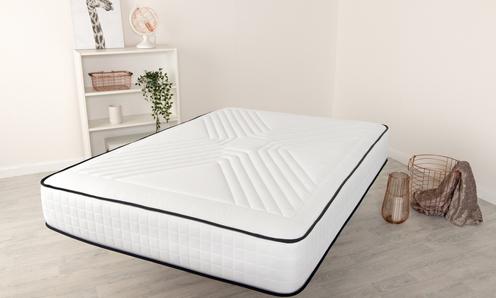 Minster Soft-Touch Memory Foam Mattress from £110 (54% OFF)
