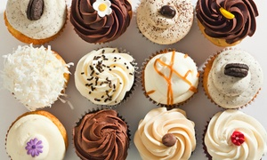 Majestic Sweet Cakes Llc: Two-Hour Cupcake-Making Class at (50% Off)