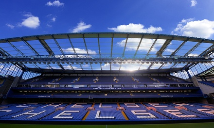 Chelsea FC Stadium Tour with Museum Entry for One Adult, Adult and Child or a Family (Up to 51% Off)