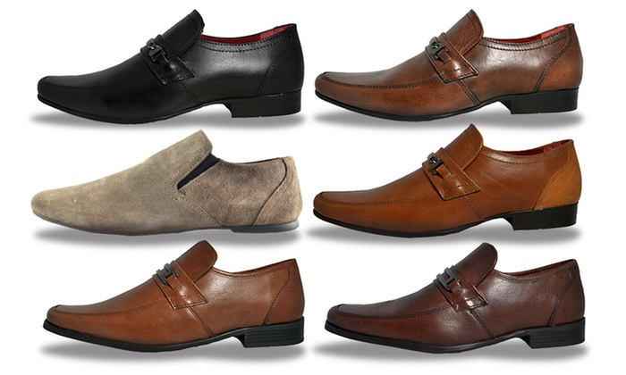Men's Red Tape Slip On Shoes | Groupon Goods