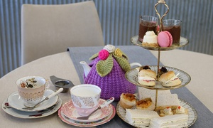 The Little Teapot: High Tea for Two ($29) or Four People ($55) at The Little Teapot (Up to $100 Value)