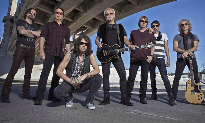 Foreigner - Mid Hudson Civic Center: Foreigner on Saturday, April 29, at 8 p.m.