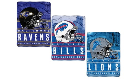NFL Oversized Silk Touch Throw
