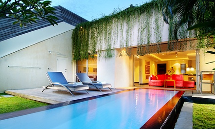 Bali: Up to SevenNight Villa Stay for Two with Breakfast and Welcome Drink at 4* Bali Island Villas & Spa