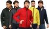 Regatta Men's Octagon Three-Layer Softshell Jacket