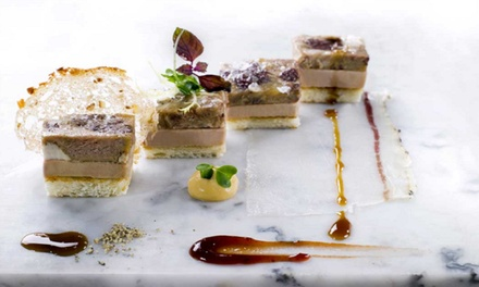 Menu gastronomique en 6 services pour 2 ou 4 personnes chez Herbert Robbrecht à Beveren Waas