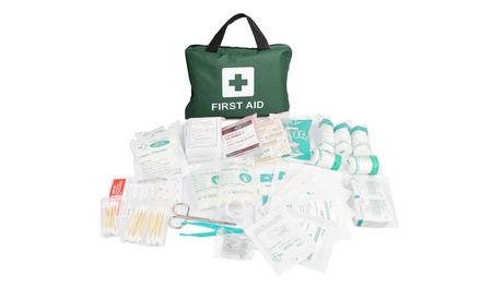 $24.95 for a 210-Piece Deluxe First Aid Kit