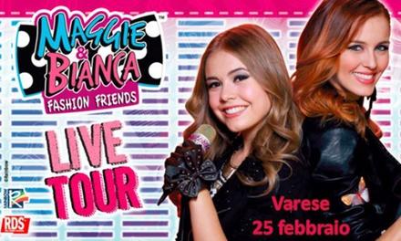 Maggie e Bianca, febbraio, Varese