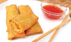 MANDARIN EXPRESS: Menú chino para recoger o a domicilio con entrantes, principales y bebida desde 16,95 € en Mandarín Express