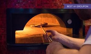 """QGina: 2x oder 4x Mojito mit 1x oder 2x Pizza """"La Vera Napoletana"""" im QGina (38% sparen*)"""