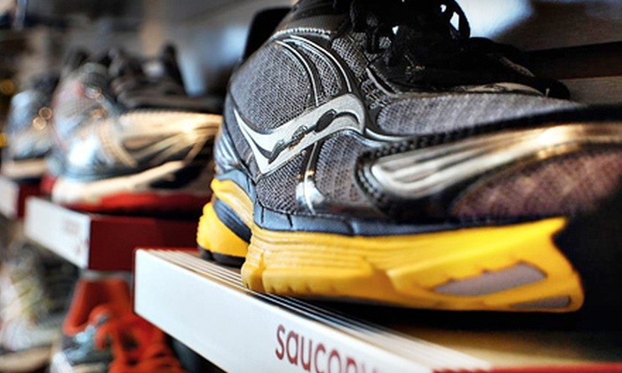 Runner's High - Spa Springs: $25 for $50 Worth of Athletic Footwear and Apparel at Runner's High in Freehold