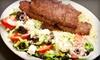 Jerusalem Grill - South Belvidere: Middle Eastern Fare for Dinner or Lunch at Jerusalem International Grill (Half Off)