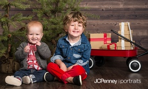 Up to 87% Off Photography Shoot Package at JCPenney Portraits at JCPenney Portraits, plus 6.0% Cash Back from Ebates.