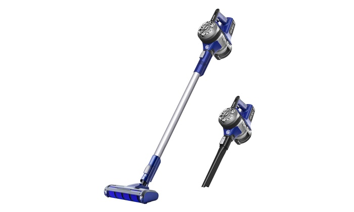 Swan PowerPlush Turbo Cordless SC15822N Three-in-One Vacuum Cleaner With Free Delivery