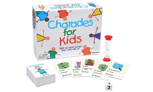 Pressman Toys Charades Game for Kids
