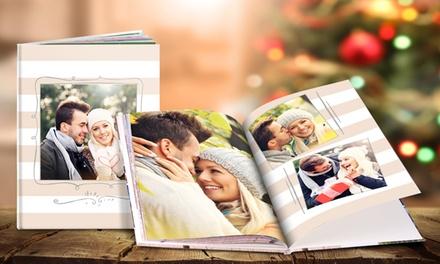 1 o 2 fotolibros personalizables en formato A4 o A5 con Colorland de hasta 60 páginas