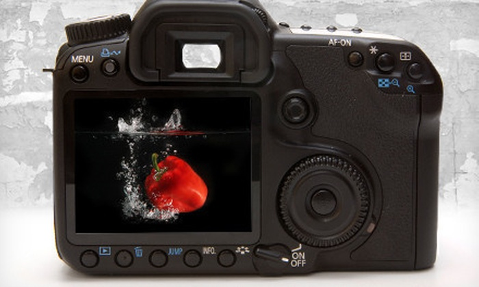 Legacy Studios - Multiple Locations: $49 for a 3-Hour Hands-On Basic Digital-Photography Class and Intro to Photoshop DVD from Legacy Studios ($338 Value)