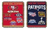"""Northwest NFL 60""""x48"""" Commemorative Series Woven Tapestry Throw"""