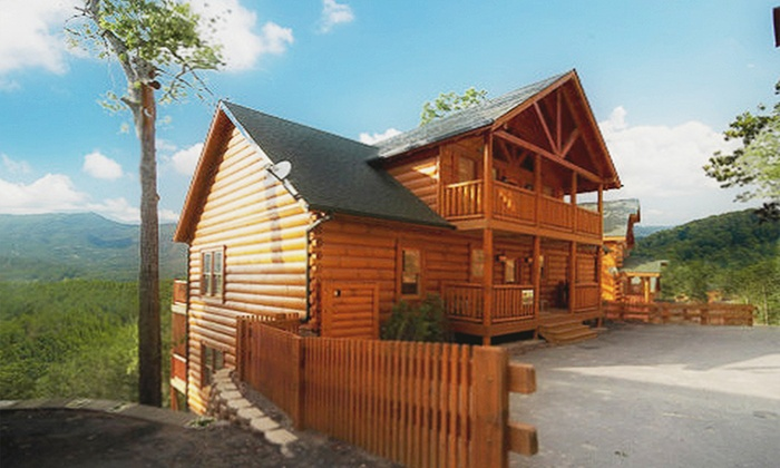 ... Pigeon Forge Cabins U0026 Resorts   Pigeon Forge, TN: 3 Night Stay For