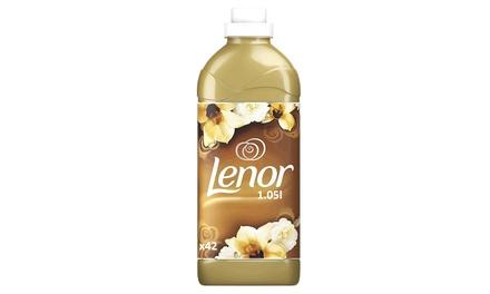 Ammorbidente Lenor Gold and Vanilla