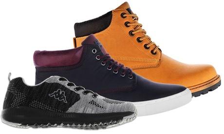 Scarpe Kappa da uomo disponibili in 4 modelli, vari colori e taglie