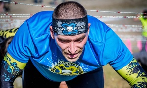 XMAN Obstacle Race : Admission to the XMANRACE for One (Up to 53% Off), 3 Dates and 3 Locations