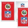 "NFL Team Helmet JFK Half-Dollar Coin in 4""x6"" Lens Display"