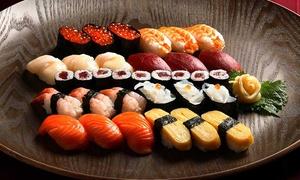 Sushi Il Milione Ovest: Menu giapponese all you can eat con dolce e bevande per 2 o 4 persone da Sushi Il Milione Ovest (sconto fino a 53%)
