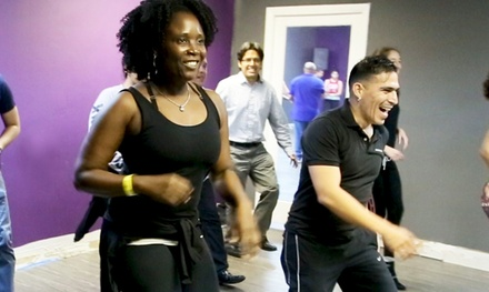 Five Group or Private Salsa Classes at Salsa Lovers (Up to 68%Off)