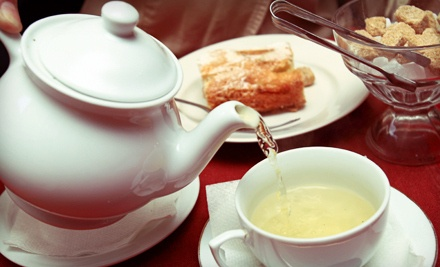 Traditional British Afternoon Tea for 2 (a $40 value) - Amante Bistro in Penticton