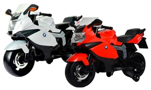 BMW 12V Ride-On Motorcycle Toy