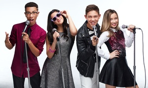 Kidz Bop: Kidz Bop Kids: The Life of the Party Tour on Friday, October 21 at 7 p.m.
