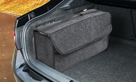 One or Two Car Boot Organiser Carpets