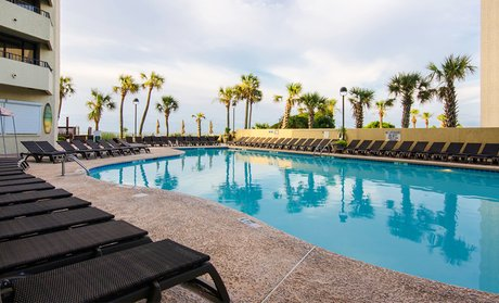 Groupon Kid Friendly Oceanfront Resort In Myrtle Beach