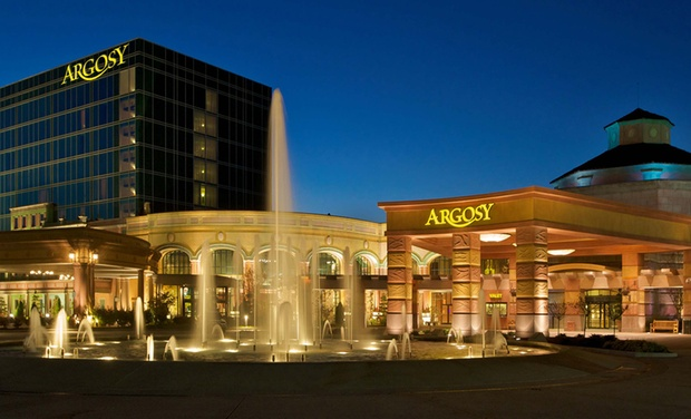 Argosy Hotel Spa Premium Collection Riverside Mo Stay At The