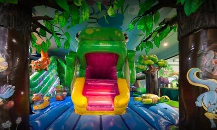 Acceso de 2 o 4 horas al Bosque Mágico del DreamForest, para 1 o 2 niños, desde 3,99 € en Dream Forest