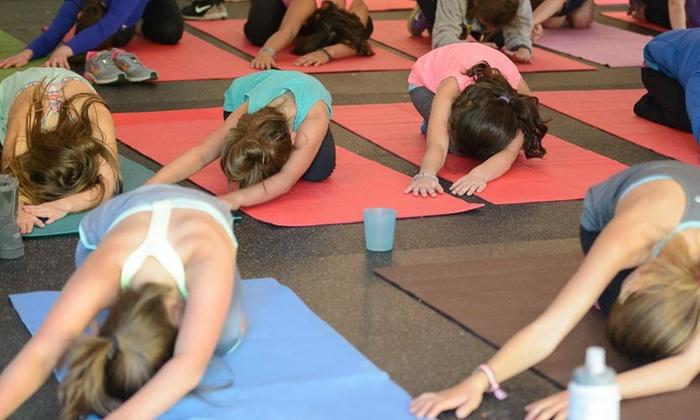 esTeam - Duxbury: Three Yoga Classes at esTeam (44% Off)