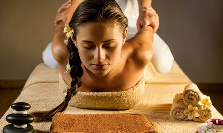 Choice of One Hour Massage for One or Two at Manchester Massage (50%Off)
