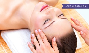 The Massage Shoppe: $49 for a 60-Minute Facial with Back Scrub at The Massage Shoppe ($100 Value)