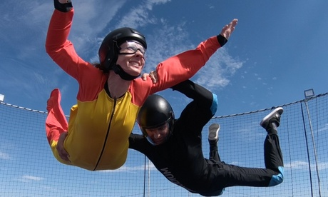 Caída libre de 7,300 metros por 34,95 € en Fly4Real