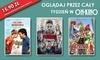 Oh Kino - Oława - Oława: Bilet na dowolny seans 2D za 15,90 zł ważny przez cały tydzień w Oh Kino Oława (zamiast 21 zł)