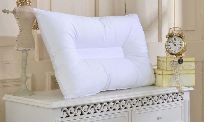 One or Two Anti-Snore Hypo-Allergenic Pillows from £8.99