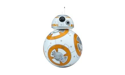Droide BB-8 de Star Wars reacondicionado de Sphero, con aplicación habilitada