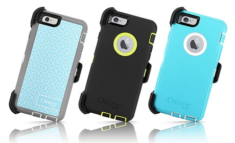 OtterBox Defender Case and Holster for Apple iPhone 6