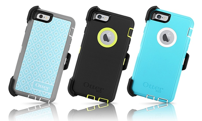 OtterBox Defender Case and Holster for iPhone 6 ... 3a0c888ceb