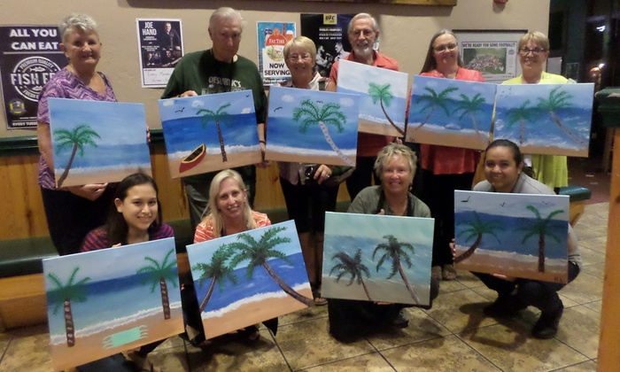 paint laugh and sip party up to 44 off lady lake fl